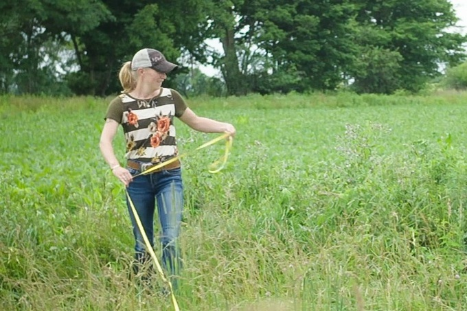 Bree Ollier - Hendricks County SWCDNatural Resources Conservationist