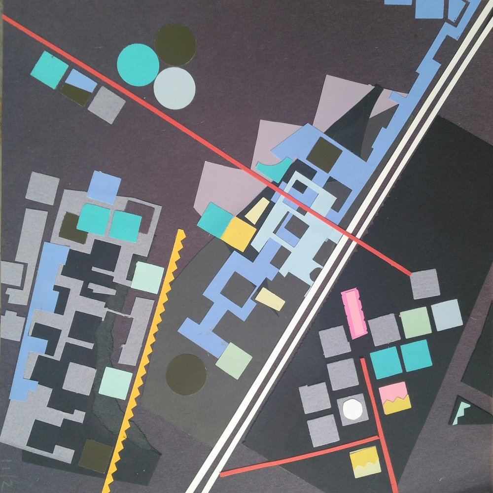 Reconnaissance 5: Factory Town, 2018
