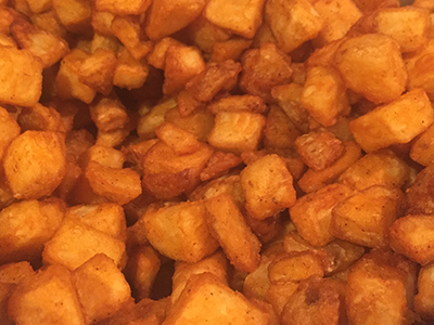 Potato Hash -