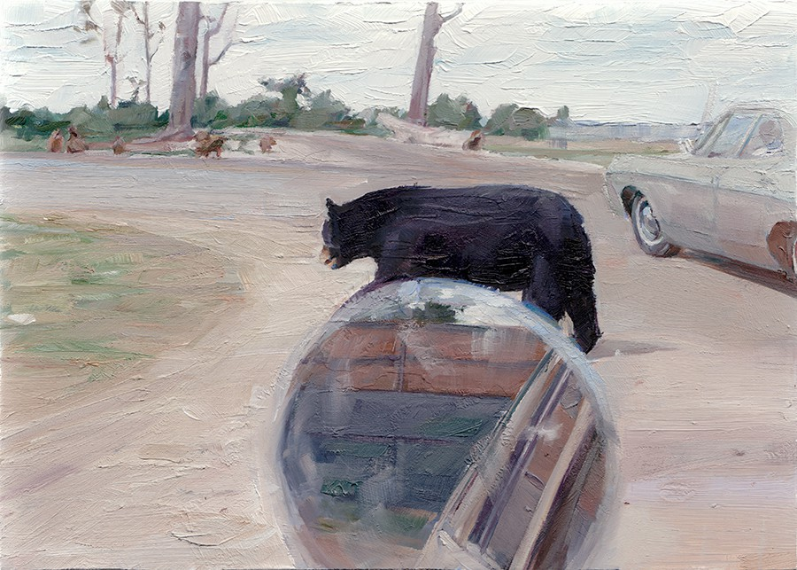 schofield_the_bear_5_x_7_oil_on_mylar_on_panel.jpg