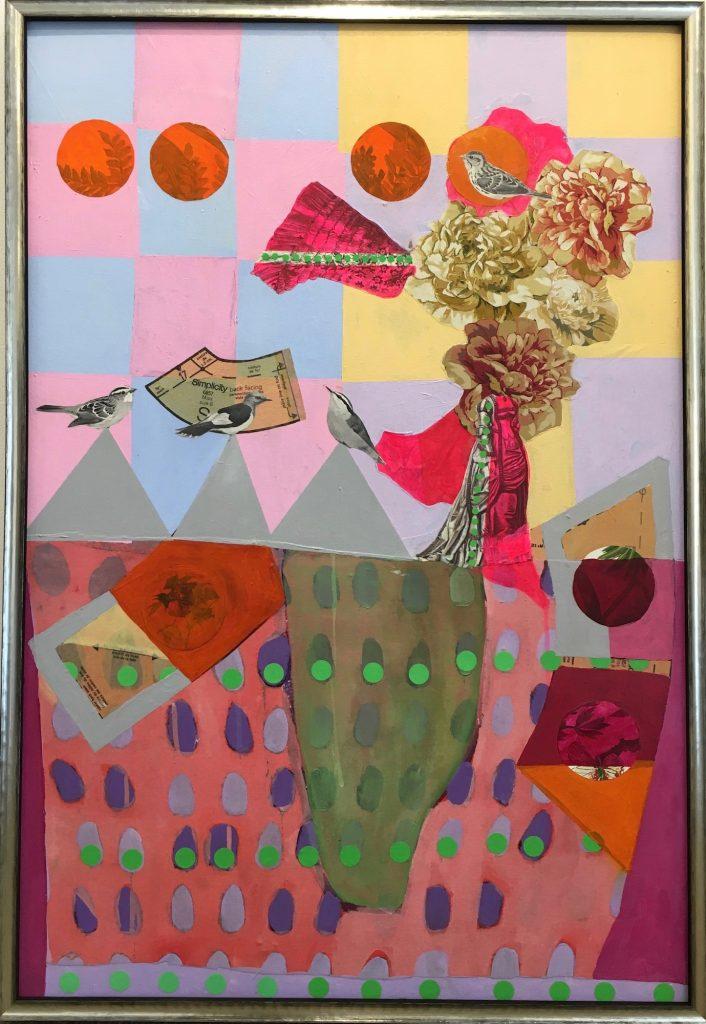"Jonathan Ricci's ""Botanical 1 : Spike and Alice"""