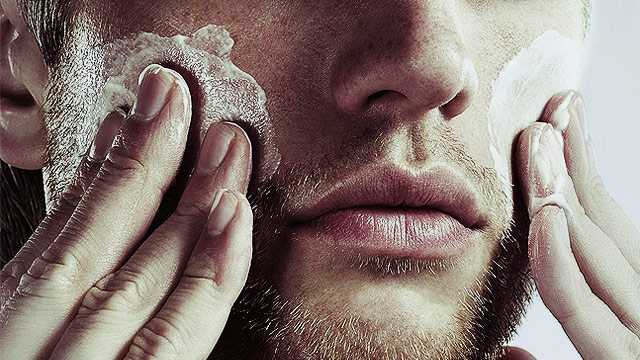 How To Exfoliate Your Face Skin Care For The Bearded Man Braveheart Beard Oil