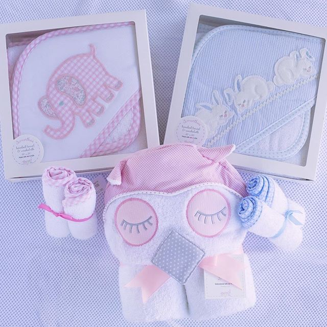 One of our all time favorite gifts! @3marthas quality and adorable patterns are hard to beat!