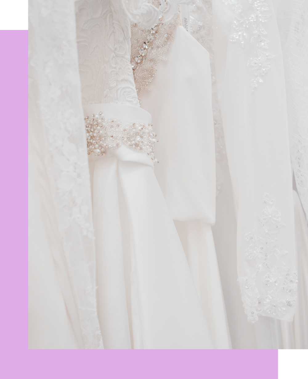 Belle Bridal Boutique Lookbook