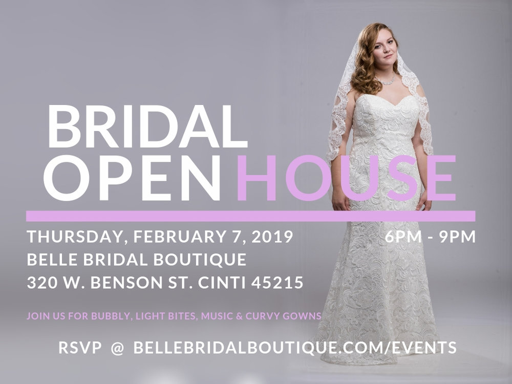 Belle Bridal Boutique Open House. Photo by Tracy Doyle Photography