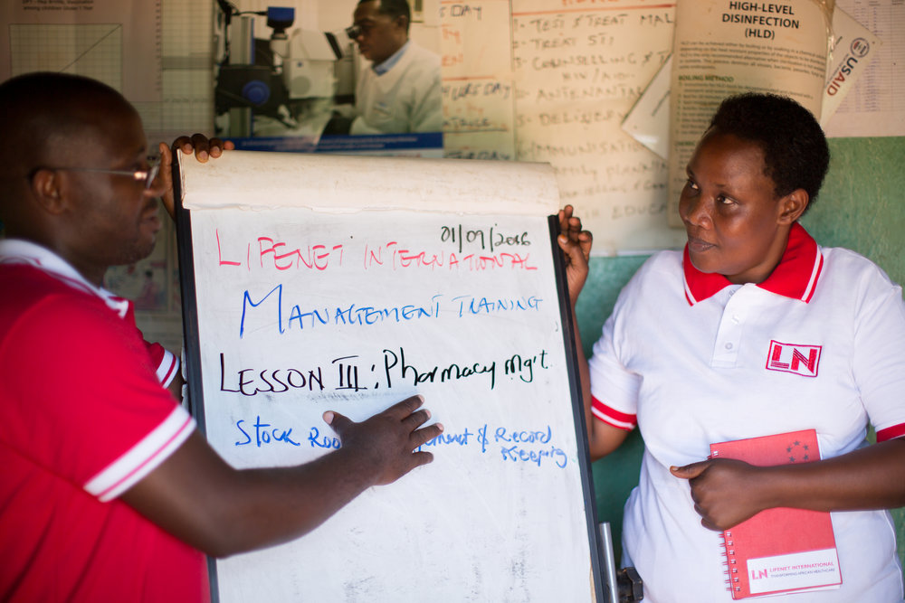 Expanding Impact to Malawi - Thanks to a partnership with MBF, LN expanded operations into Malawi in 2018, beginning partnerships with 12 health facilities and opening an office in Lilongwe. Learn more