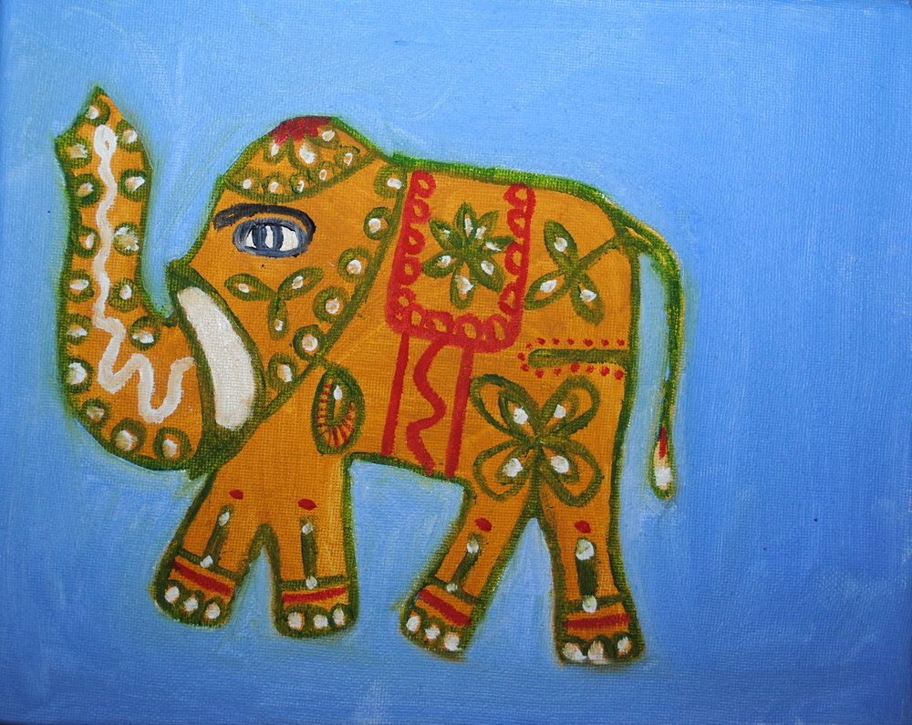 Elephant (2018)