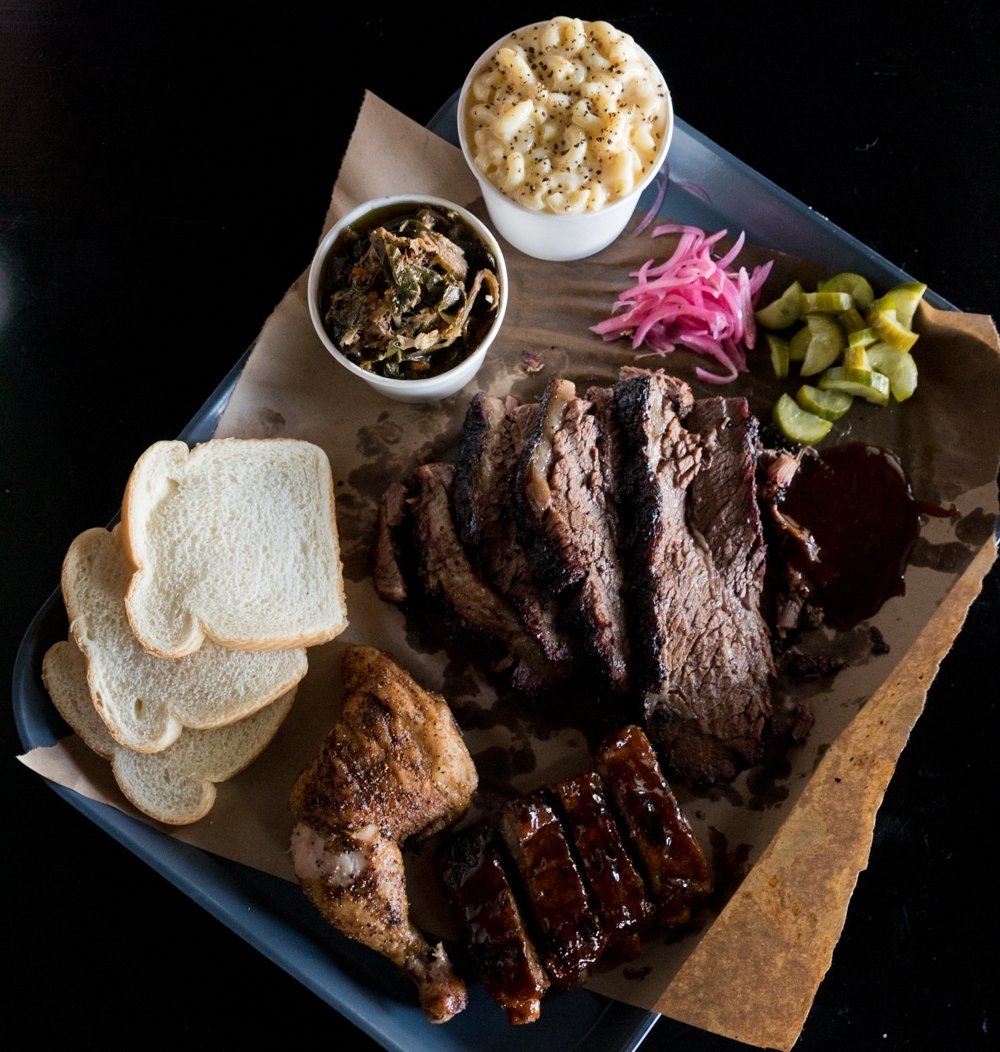 Texas Style Barbecue -
