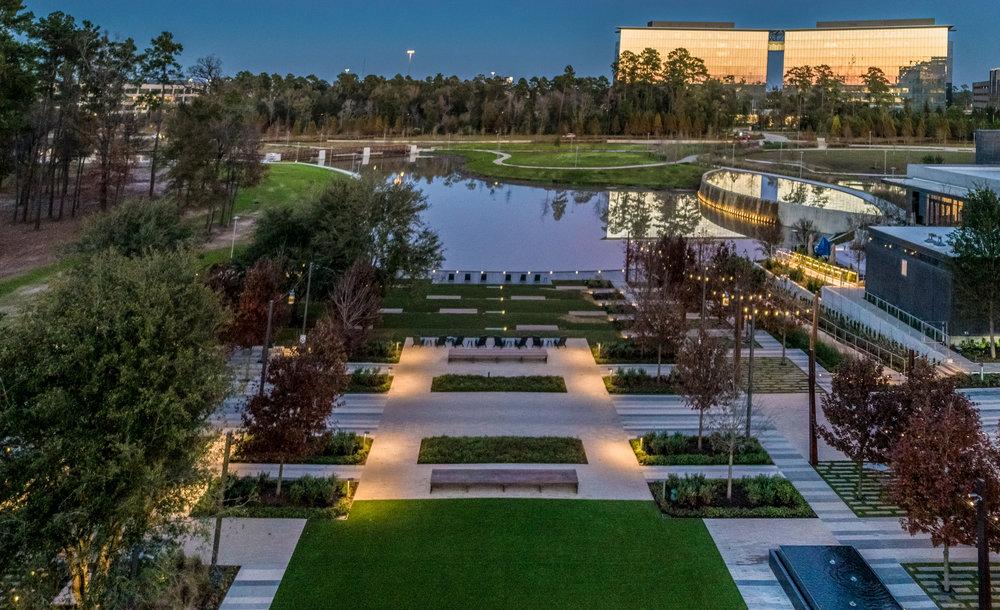 CityPlace Plaza