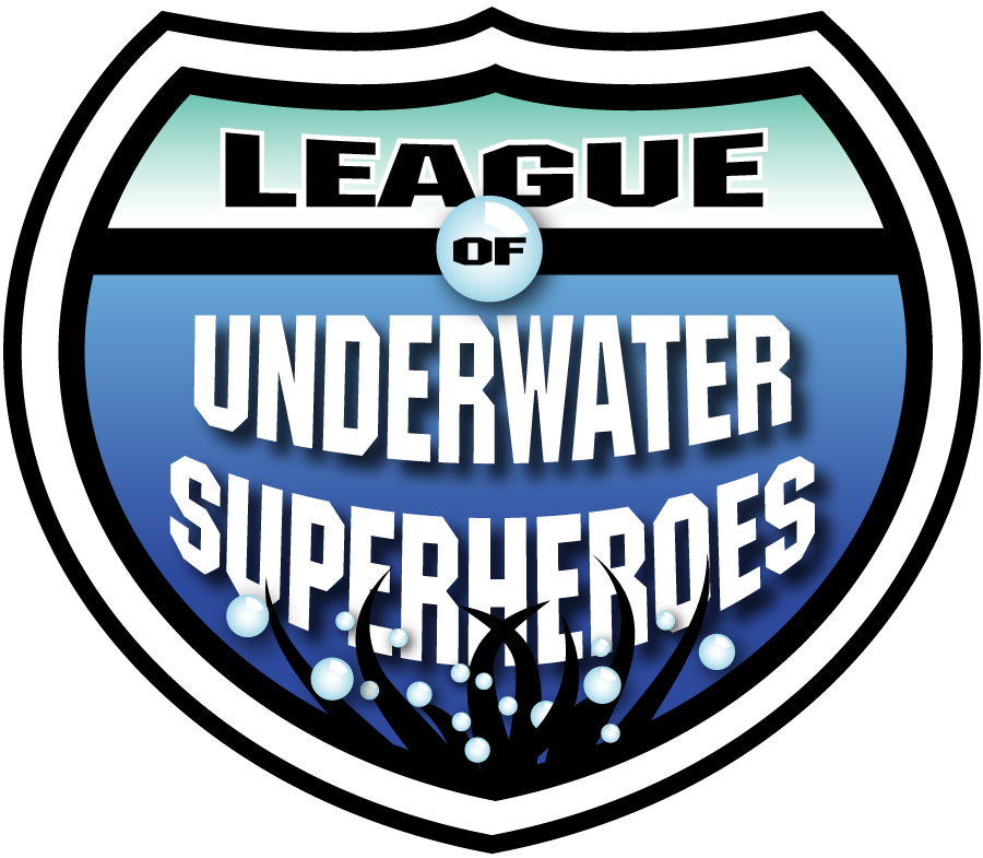 League of Underwater Superheroes