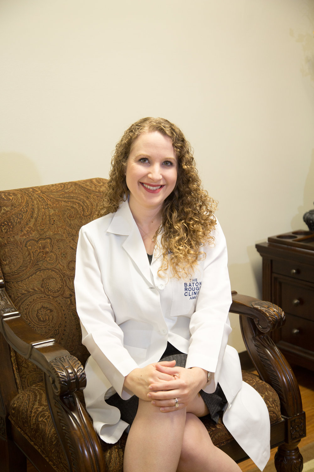 Ashley Doucet Bordelon, MD, began practicing internal medicine with her father,  Dr. Donald Doucet , at the Baton Rouge Clinic in New Roads in the summer of 2015.