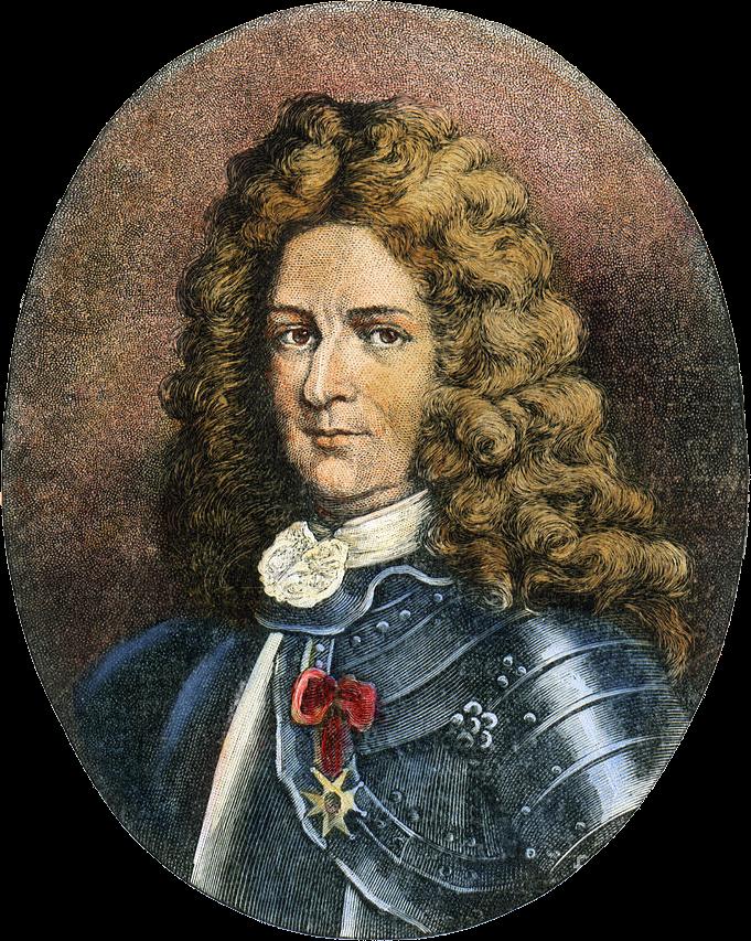 Pierre Le Moyne, by  Granger