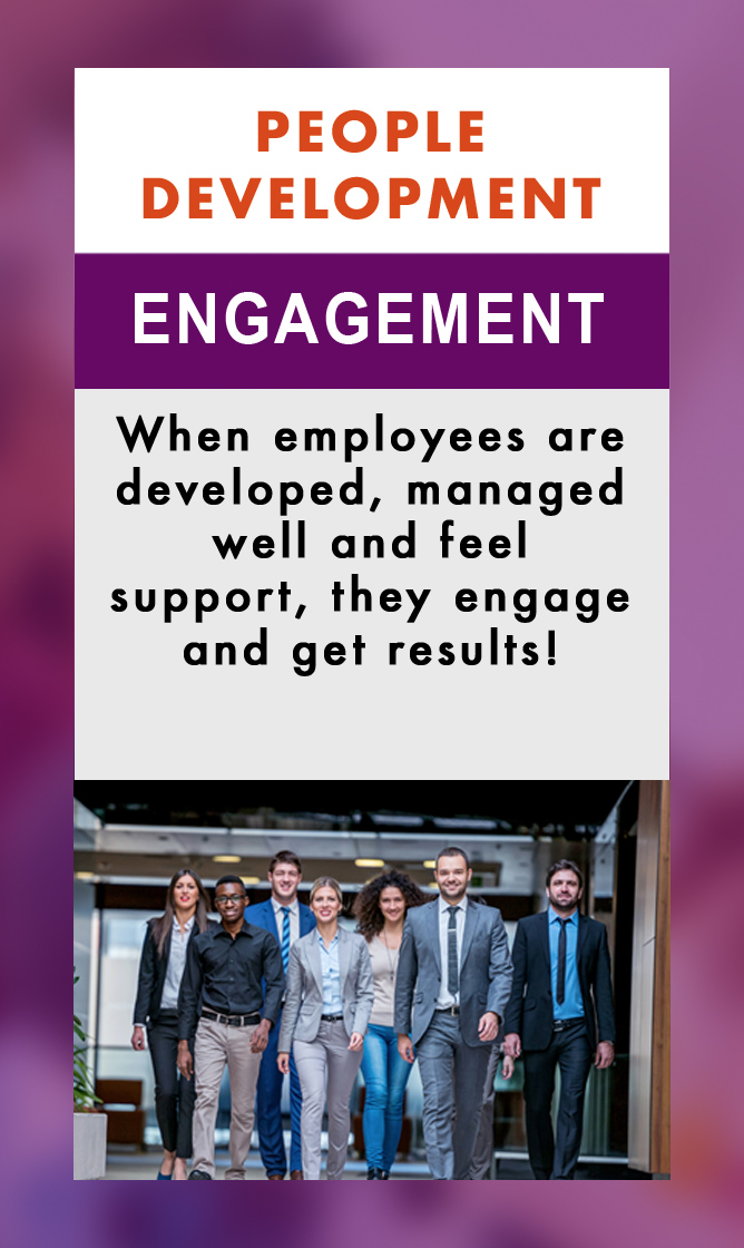 - Developing PeopleOnce an organization is fortunate enough to find good people, developing and retaining them are key to your business success. How your employees interact with their managers plays a key role in retention and performance. Perceptum employee and staff development programs help people at all levels in companies and organizations learn how to optimally interact with managers, customers and each other to increase productivity and collaboration. Taking ownership of their roles, learning to communicate needs and ideas and understanding their value in building a high-performance business culture helps people engage more productively, joyfully and effectively in all aspects of their work.Connect with Perceptum today to discuss your specific needs so we can customize effective development programs for your organization.Phone: 415.596.0337email: info@perceptumgroup.com