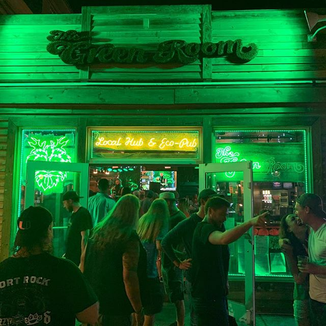 Have you seen the new face of The Green Room? . . . . . #keywest #florida #bars #thegreenroom #greenroom #green #photooftheday #floridakeys #ilivewhereyouvacation #picoftheday #instamood #fun #love #beach #travel #ocean #live #laugh #blessed