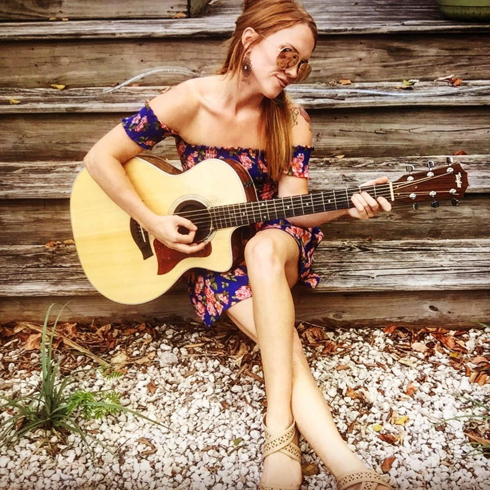 SHARESE NICOLEBeautiful Melodies - This singer/songwriter has an upbeat but chill style that is perfect for relaxing in paradise.