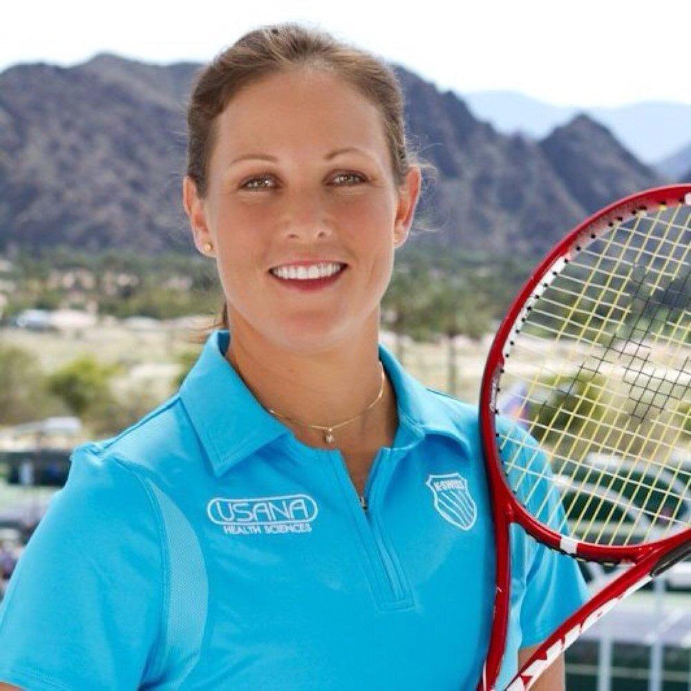 Liezel Huber - USTA Pro Tennis Athlete