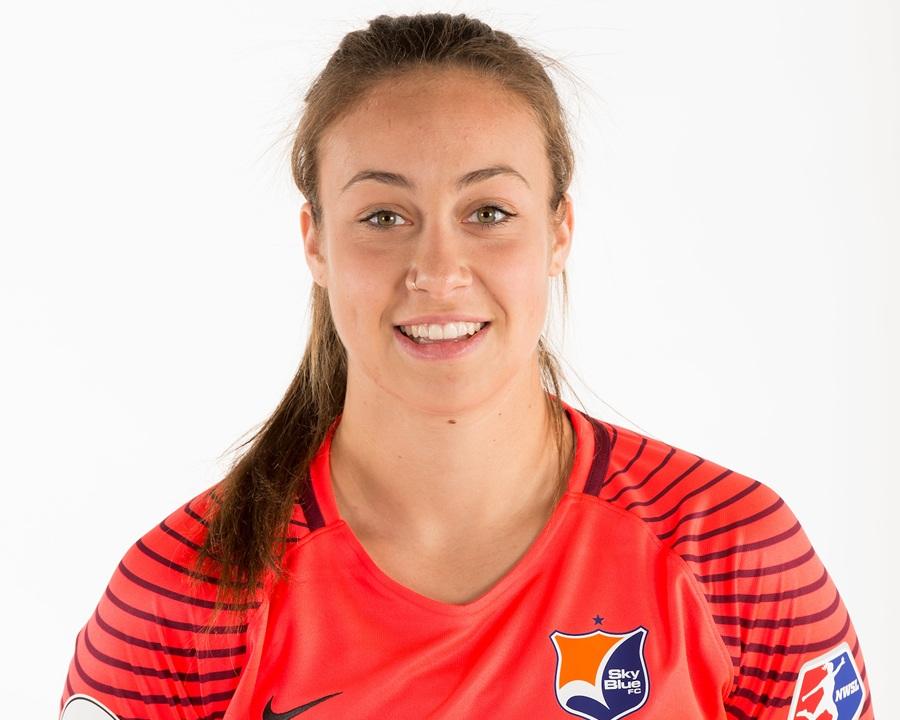Kailen Sheridan - Sky Blue GoalkeeperCanadian Women's National Team