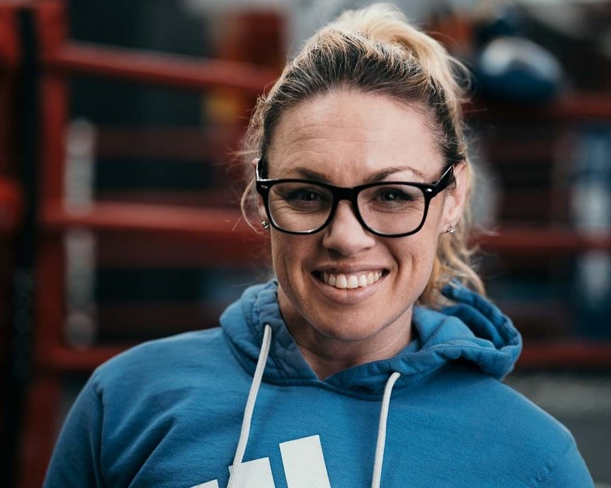 Heather Hardy - American Boxing Champion
