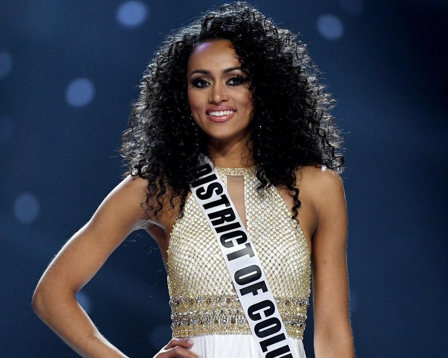 Kara McCullough - Miss USA 2017Nuclear Scientist