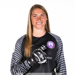 - Audrey Bledsoe plays as a goal keeper for the Washington Spirit.