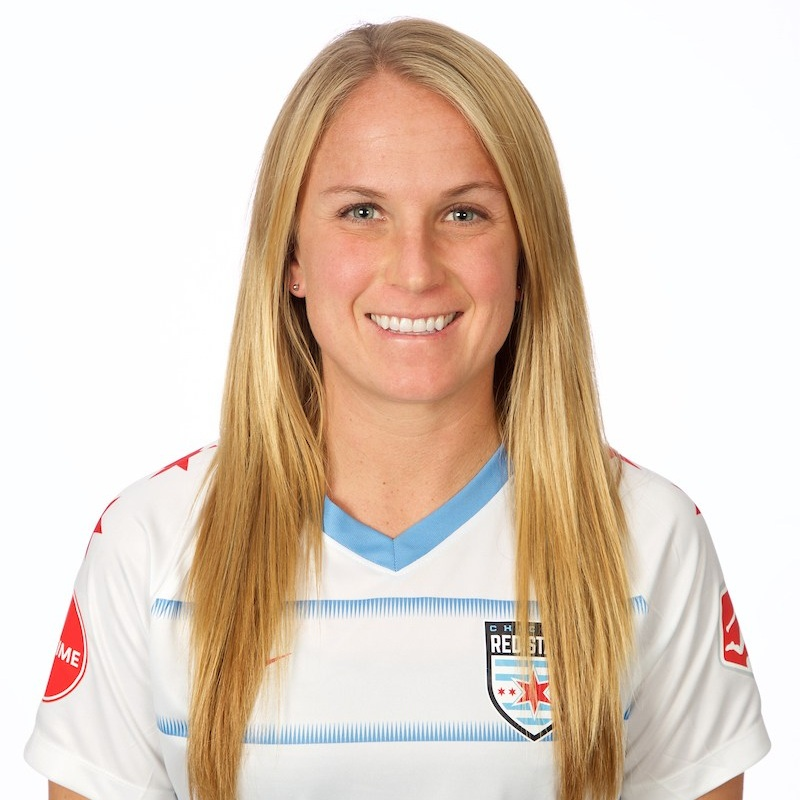 - Alyssa Mautz plays as a Midfielder for the Chicago Red Stars.