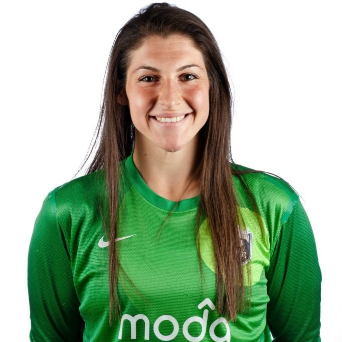 - Michelle Betos plays as a Goalkeeper for the Reign FC.