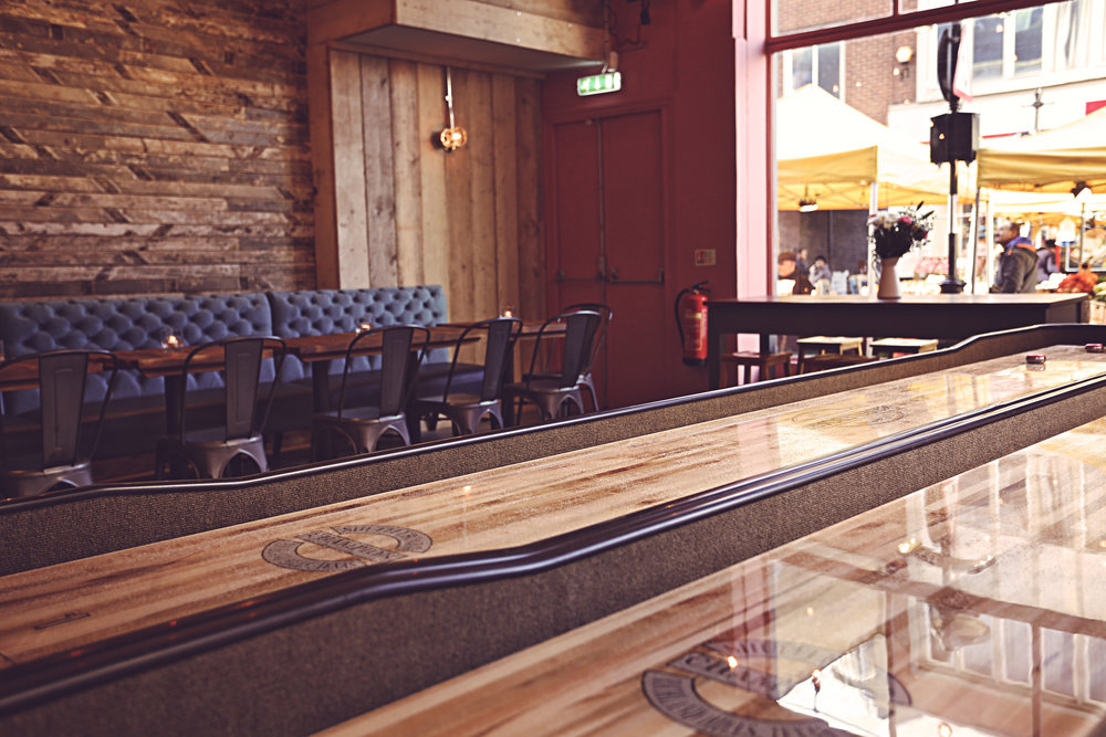 Front Room Shuffleboards
