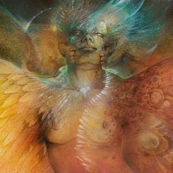 ~Art by Susan Seddon-Boulet