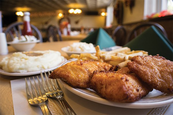 Award Winning Fish Fry - Sourced from Icelandic waters × Crafted with Love