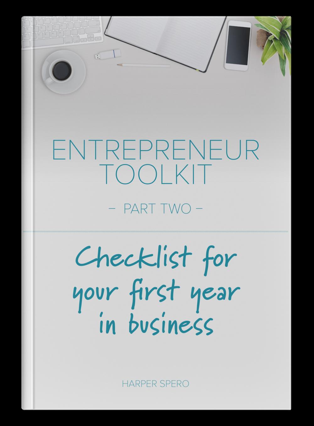 Entrepreneur Toolkit Part 2 book front.png