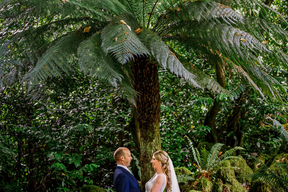 Fota Gardens Wedding Photography by David Casey of Casey Photography