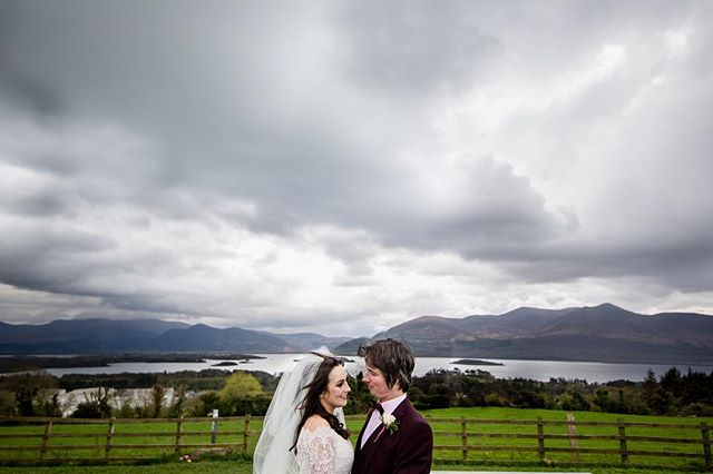 Killarney is so beautiful no matter the weather. . . . . #caseyphotography #luminhouse #lovecork #loveandwildhearts #corkphotographer #weddinginspiration #dvlop #weddingphotography #fearlessphotographers #weddingphotographer #weddinginspiration #weddingdecor #weddingseason #weddingphotos #fineartwedding #fineartphotography #bride #brideandgroom #groom #realwedding #weddingideas #modernwedding #luxuryweddings #thegreatsouthernhotel @thegreatsouthernhotelkillarney