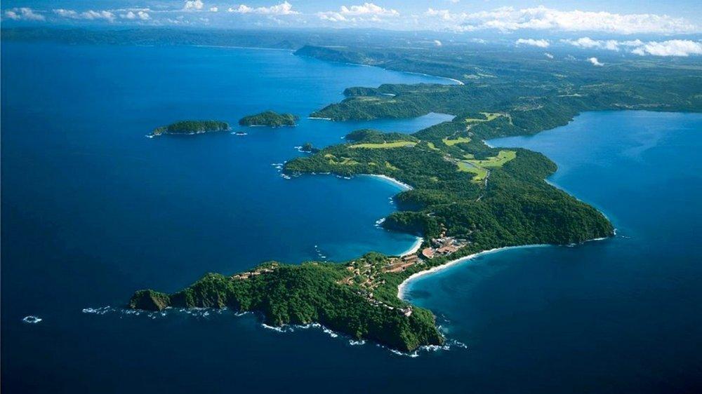 Aerial View - Four Seasons Costa Rica