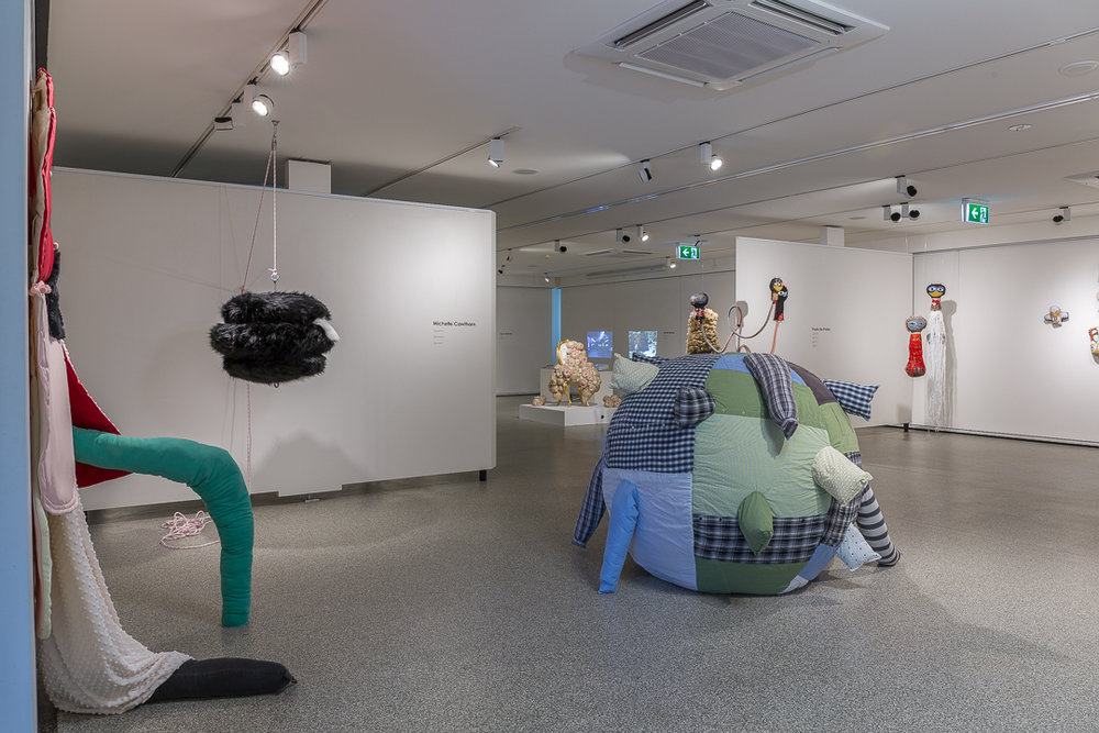 Installation view,  The Charged Object   Gallery Lane Cove, Sydney  Image credit: Document Photography