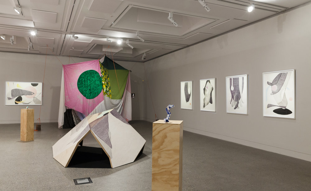 Installation view,   Bittersweet    Hazelhurst Regional Gallery and Arts Centre, Sydney  Image Credit: Silversalt Photography