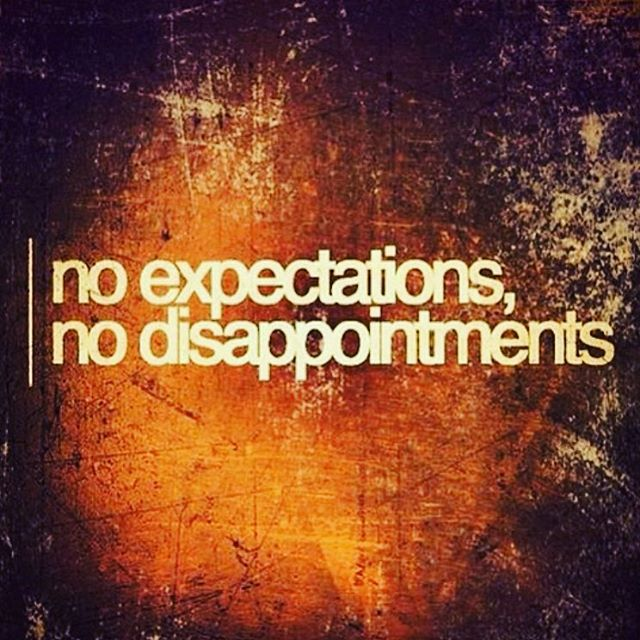 Nothing could be further from the truth. When we don't expect much we limit our capacity, our faith, & our destiny.  Good is the enemy of greatness. You were born for greatness. Don't settle. Don't let your disappointments distract you & derail you from your journey. Instead, let your high expectations lead you to extraordinary experiences & an exceptional life.  #Strong #Courageous #HaveFaith #FearlessFriday #WinningInLife  Tonight is NOT the night to miss at FEARLESS! Get ready for a powerful night!