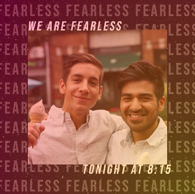 WE ARE FEARLESS!!! Come tonight for an awesome message and great time with friends!  There's still time to invite EVERYONE you know!! We can't wait see you guys tonight 👊🏼 —————————— 📅 FRIDAY @ 8:15 pm 📍525 Riverside Ave Lyndhurst, NJ —————————— #Fearless  #NewYearNOFears #ChurchAliveNJ