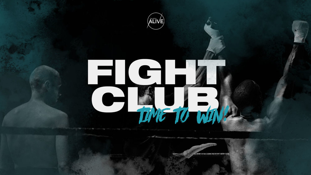 March 30TH - We are inviting all men to our Fight Club night on March 30th at 7:30pm. It will be a night of food, fun, competition and worship as we also celebrate the men of Transform. Invite every man that you know to come out that night. High school and up are welcome!