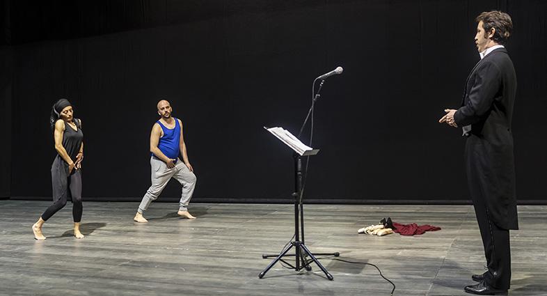 Ruben Montini,  Atteggiandomi a gran signora - Bellissima , Photo E. Bialkowska, OKNO studio