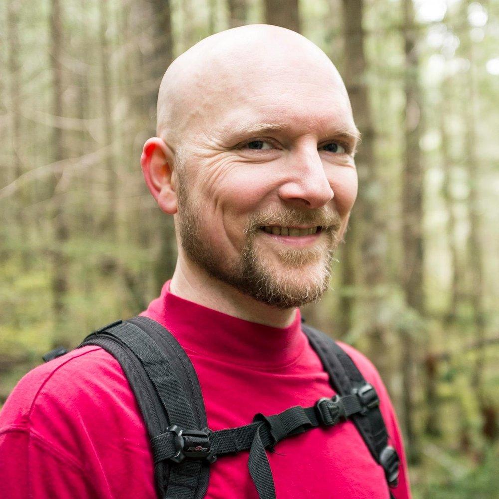 Volunteer Coordinator - JP Rodman