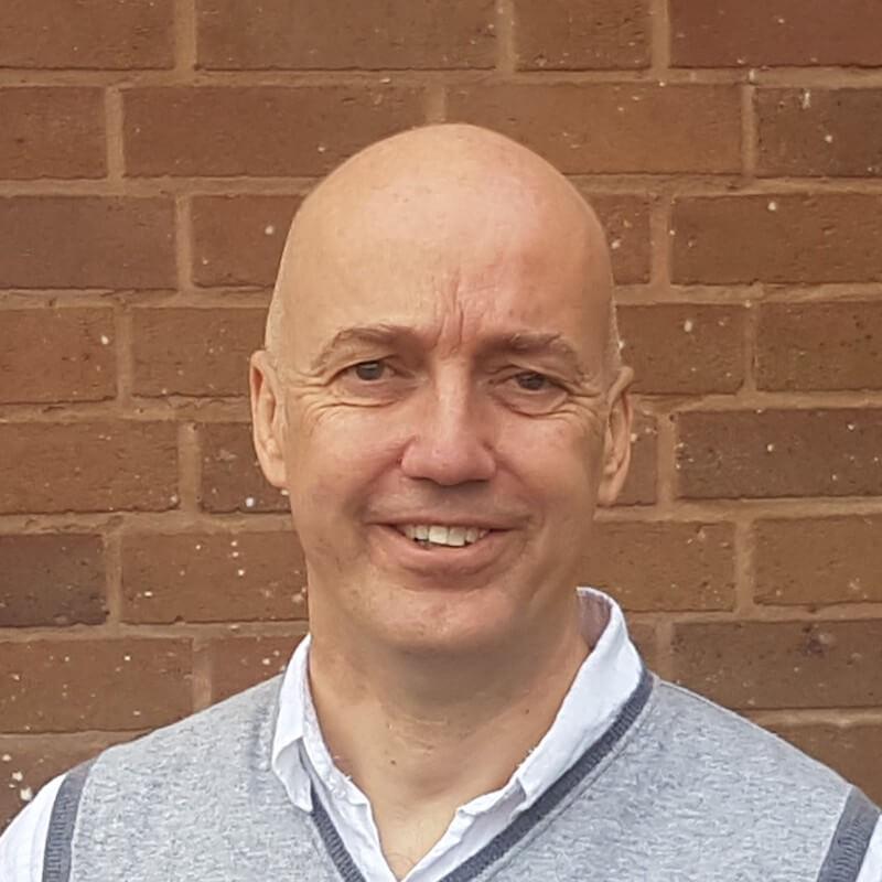 Steve Mitchell - Elder
