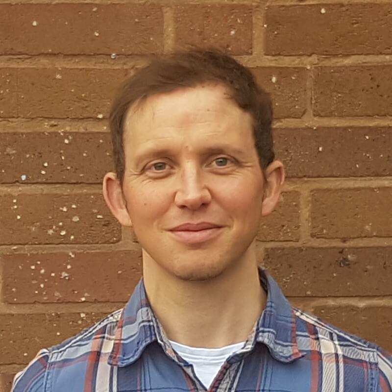 Ryan Muliette - Pastor at Community Church Warndon