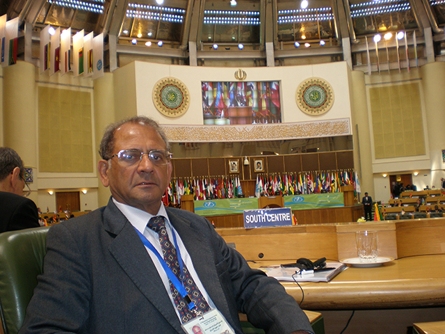 At the NAM summit, Teheran