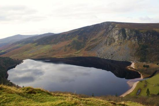 Guinness Lake , Wicklow 1:20 Hours from Dublin