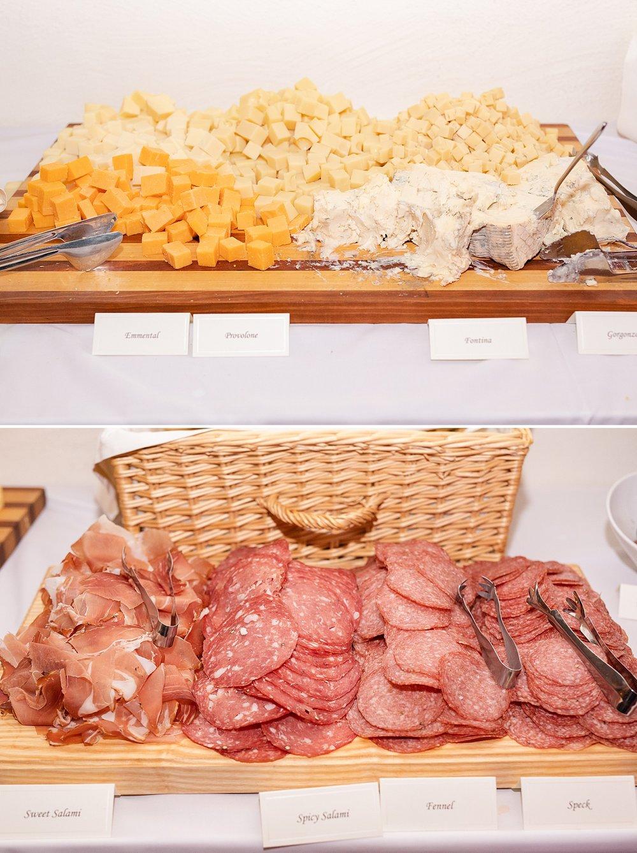 Catering:  Palladio Restaurant
