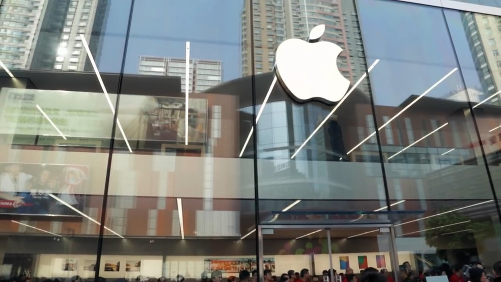 Inside the Storm: Apple
