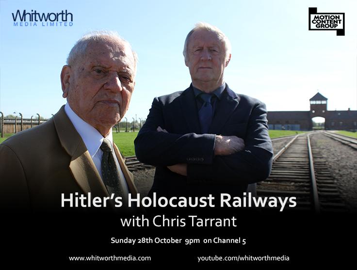 Hitler's Holocaust Railways
