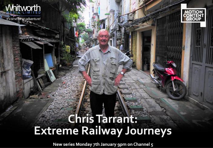 Chris Tarrant: Extreme Railway Journeys