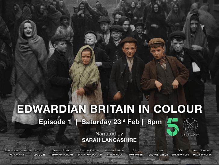 Edwardian Britain in Colour