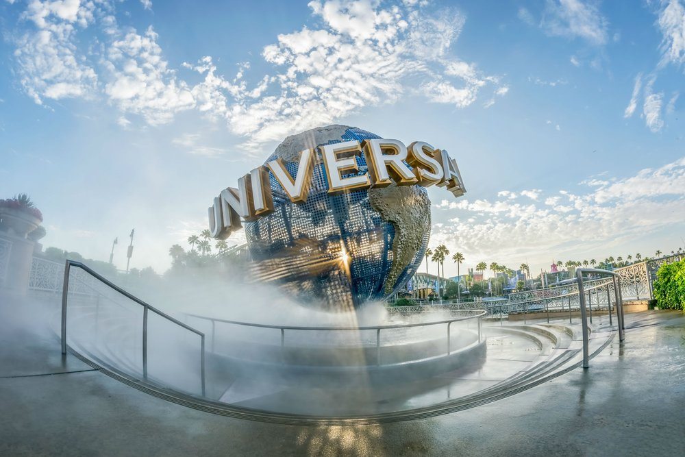 UNIVERSAL STUDIOS RESORT (Florida) - Looking for something a little different than Disney in the Orlando, Florida area? Universal Studios Orlando is an incredible experience consisting of two theme parks including the Wizarding World of Harry Potter, a water park, and six hotels!
